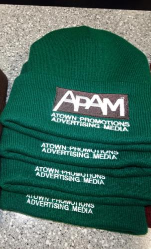APAM  LOGO REGISTERED TRADEMARK FOREST GREEN  And  BROWN  And Black/White